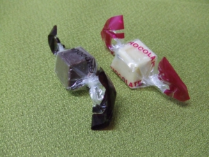 おもいのたけチョコレート①